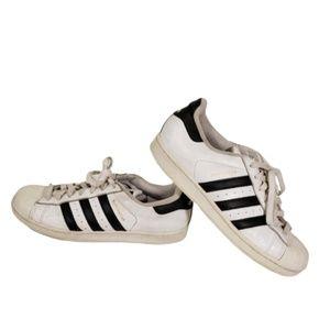 Adidas Superstar Womens Shoes Footwear 8.5 Sneaker